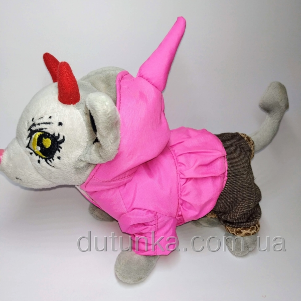 Куртка для собачки Chi Chi Love Єдиноріг Dutunka