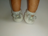 Туфельки з бантиками Dutunka