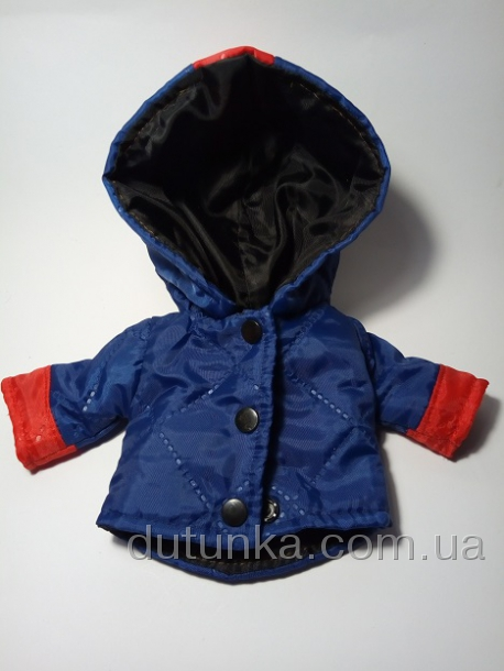 Теплая курточка для пупса (К32-70) Dutunka