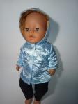 Зимняя курточка для куклы Беби борн Блумчик2 (ББ984) Dutunka