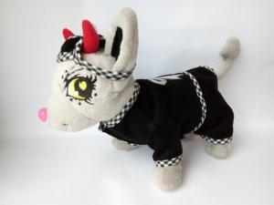 Комплект одежды для собачки мальчика Модная прогулка (Ч393) Dutunka