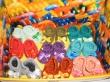 Кукольная обувь для пупса Паола Рейна Веселые пинетки (ПР90) Dutunka