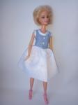 Кукольное платье для куклы Барби Милавита(Б161)  Dutunka