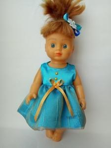Літнє плаття для маленької лялечки Торі (немає в наявності) Dutunka
