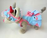 Летнее платье для собачки Чи Чи Лав Фламинго (Ч398)  Dutunka