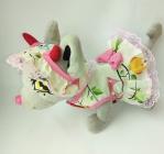 Платье с панамкой для собачки Чи Чи Лав Птички(Ч396)  Dutunka