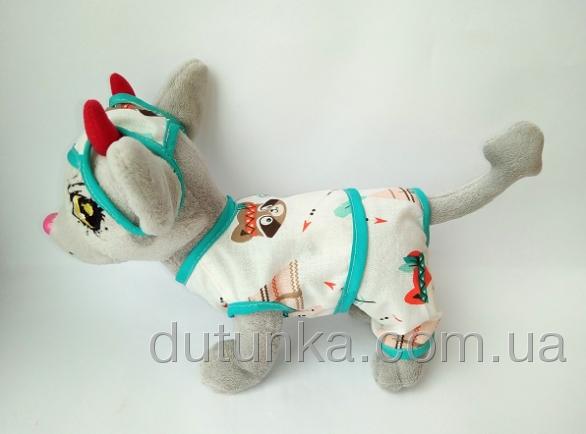 Літній комплект для собачки Chi Chi Love (немає в наявності) Dutunka