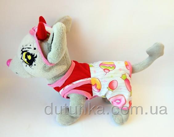 Літній комплект для собачки Чі Чі Лав Дитинство Dutunka