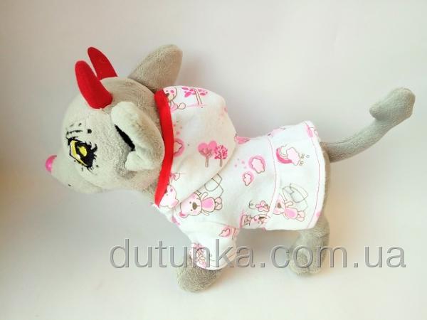 Халатик для собачки Чи Чи Лав (Ч401) Dutunka