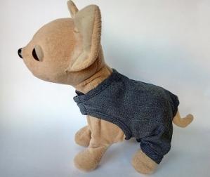 Штани-комбінезон для інтерактивної собачки Чи Чи Лав Dutunka