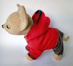Комплект демісезонного одягу для інтерактивної собачки Чи Чи Лав Полум´я Dutunka