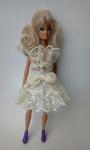 Платье бальное для куклы Барби Млечный путь (Б113)  Dutunka