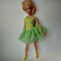 Плаття нарядне для ляльки Барбі Весняне Dutunka