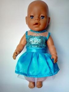 Комплект для пупса-девочки Беби Борн Эльза (ББ705)  Dutunka