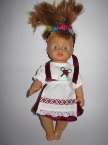 Наряд для лялечки Україночка Dutunka