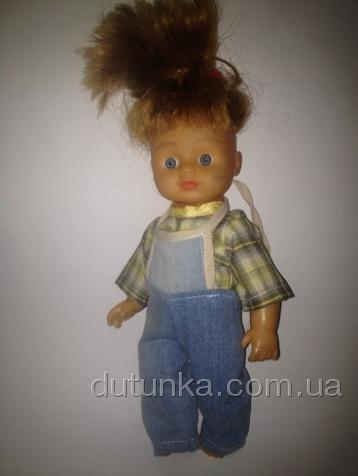 Одежда для маленькой куколки Осень (R54) Dutunka