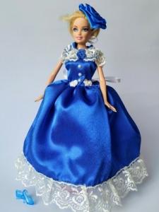 Лялькова плаття для ляльки Барбі Мілавіта (немає в наявності) Dutunka
