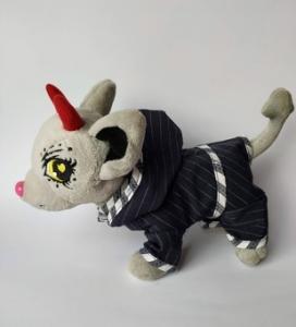 Костюм для собачки мальчика Чи Чи Лав Пижон (Ч299) Dutunka