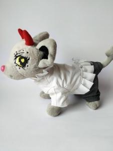 Пальто для собачки Chi Chi Love Сніжинка Dutunka