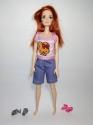 Комплект для ляльки Барбі з шортами   Dutunka
