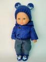 Курточка для пупса 32 см (кольори в асортименті) Dutunka
