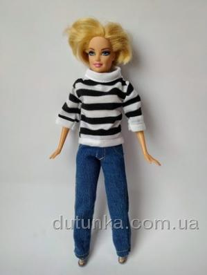 Брючний комплект для ляльки Барбі Модняшка (немає в наявності) Dutunka