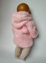 Экошубка для пупса девочки беби борн Розовая мечта   Dutunka