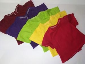 Футболка для пупса Baby born Райдуга (5 кольорів в ассорт) Dutunka