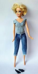 Комплект джинсовий для Барбі (немає в наявності) Dutunka