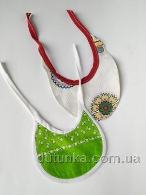 Слинявчик для лялечки/пупсика Dutunka