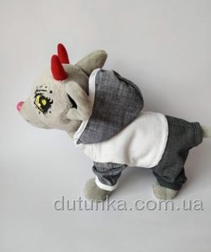 Тепла курточка для собачки Чи Чи Лав Морозко Dutunka