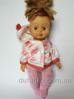 Вітрівка для ляльки 28 см Рожева пантера Dutunka