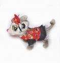 Сукня для собачки-дівчинки Chi Chi Love Модне літо Dutunka