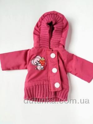 Куртка для пупса 30 см   Dutunka