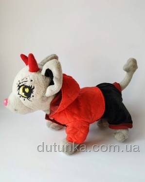 Куртка зимова для собачки Чи Чи Лав Полум´я Dutunka