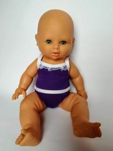 Кукольное белье: трусики и майка для пупса 30-32см (в ассортименте) Dutunka