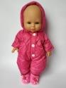 Комбинезон зимний для пупса 32 см Розовая мечта Dutunka
