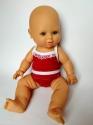 Лялькова білизна: трусики і майка для пупса 30-32см (вибір кольорів) Dutunka
