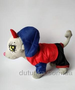 Курточка для собачки Chi Chi Love Яскрава Dutunka