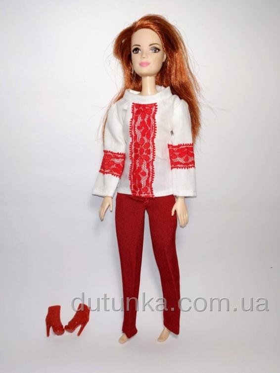 Брючний костюм Україночка (немає в наявності) Dutunka