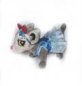 Нарядний сарафан для собачки Чи Чи Лав Лазур Dutunka