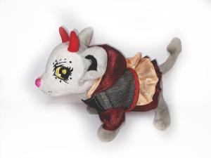 Плаття комбіноване для собачки Chi Chi Love Іриска Dutunka