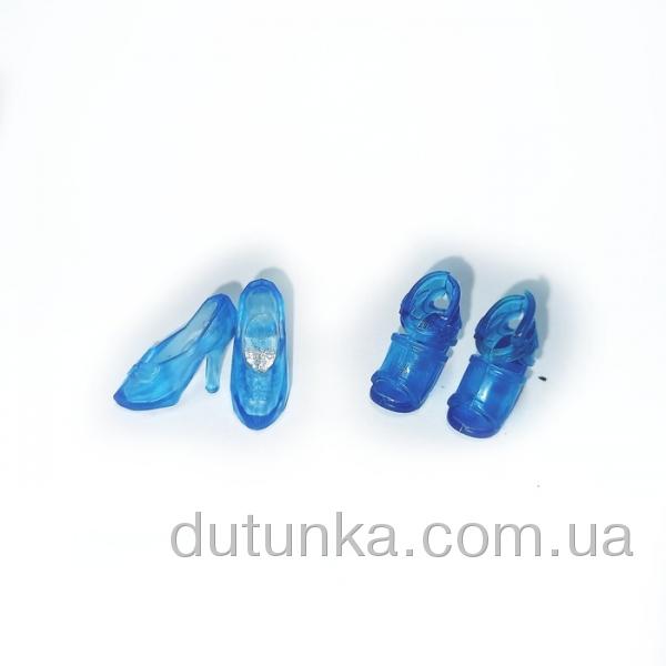 Кришталеві черевички для Барбі Dutunka