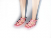Взуття без каблука для Барбі Dutunka