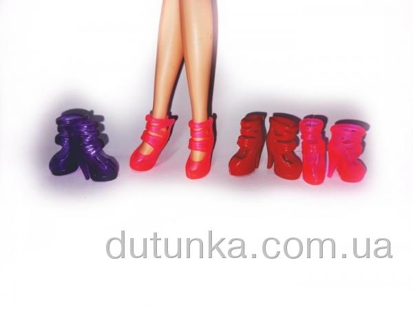 Чоботи для Барбі  Dutunka