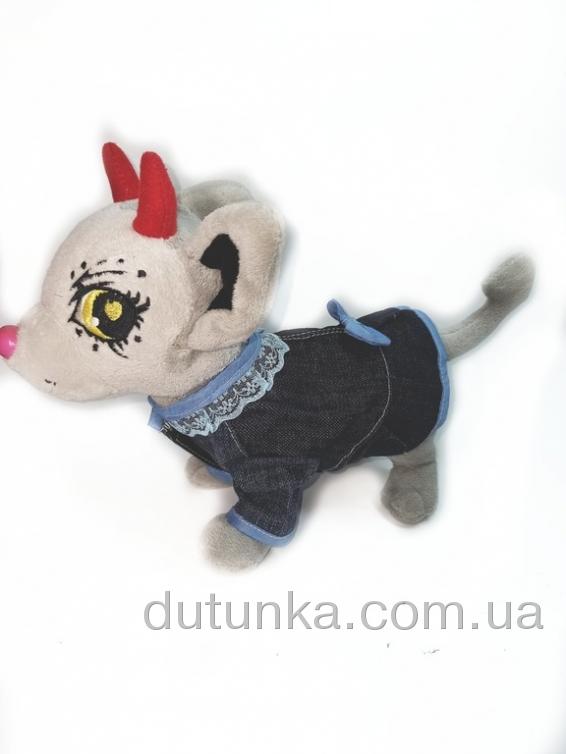 Платье джинсовое для собачки ChiChi Love Dutunka