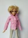 Куртка для Барбі Розочка (вибір моделей, відтінків рожевого кольору)  Dutunka