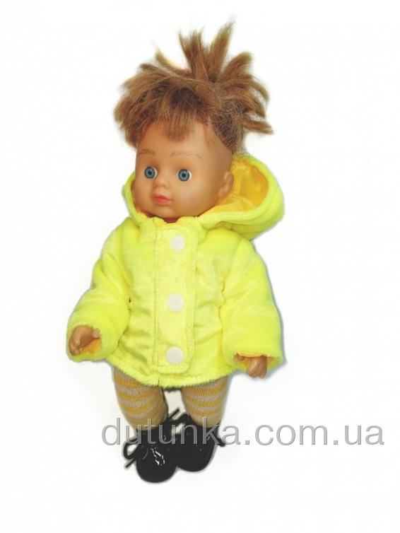 Екошубка для лялечки 28 см (3 кольори) Dutunka