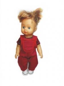Напівкомбінезон для ляльки 28 см  Dutunka