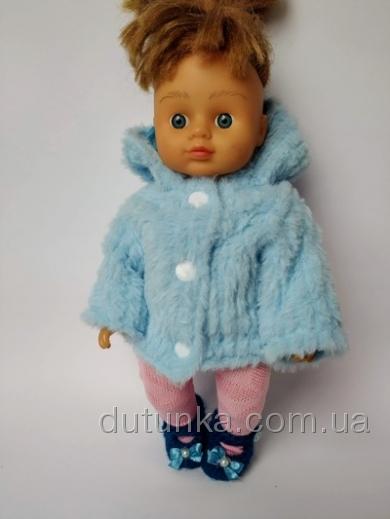 Екошубка для лялечки 28 см Dutunka